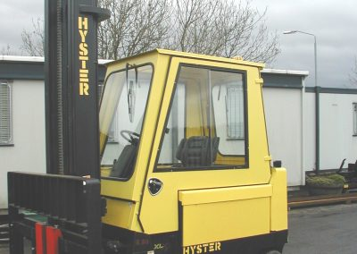 All Weather Cab